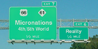 Micronations Ahead